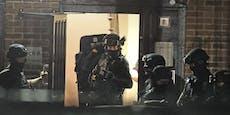 Drei Tote bei Messerattacke nach Anti-Rassimus-Demo