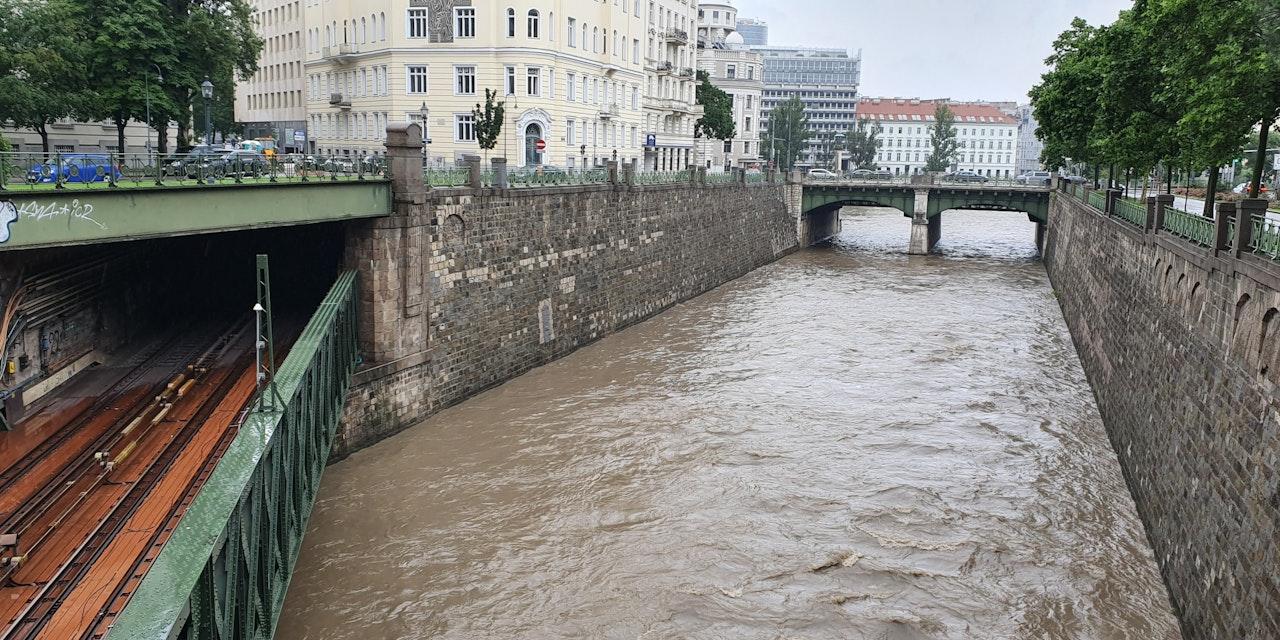 Hochwasser Heute
