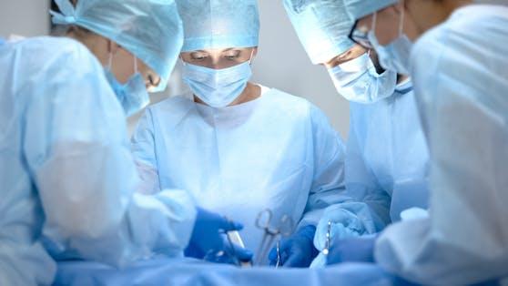 Kurz vor dem Eingriff verließ die 52-Jährige das Spital.