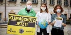 Volksbegehren: Jetzt kannst du für Klima unterschreiben
