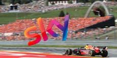 Sky sichert sich die Formel-1-Rechte in Österreich