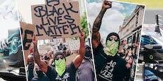 """Hamilton nahm """"heimlich"""" an Demo gegen Rassismus teil"""