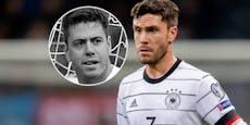 Bruder von DFB-Nationalspieler tot in Wohnung gefunden