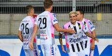 Bundesliga reduziert Strafe gegen den LASK