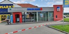 200.000 Euro bei Bankraub erbeutet: Prozess in Linz