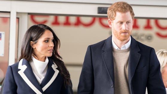 Herzogin Meghan und Prinz Harry wollen nicht länger auf sozialen Netzwerken zu finden sein.