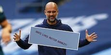 Rassismus-Eklat vor Manchester-Sieg gegen Burnley