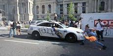 So erkannte FBI eine Demonstrantin via Social Media