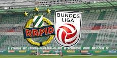 Keine Anzeige, aber Liga will Stellungnahme von Rapid