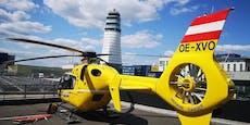 Kind nach Sturz von Baumhaus per Helikopter ins Spital