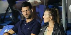 Auch Jelena Djokovic hat Corona, die Kinder aber nicht