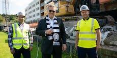 Ankick für Umbau des Sportclub-Stadion