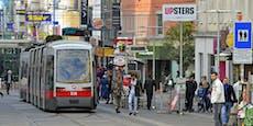 Darum blieben am Sonntag Wiener Straßenbahnen stehen
