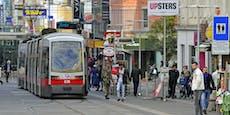 Sexueller Übergriff auf 13-Jährige in Wiener Bim