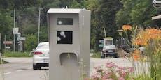 Wieder zwei Radarboxen in Niederösterreich zerstört