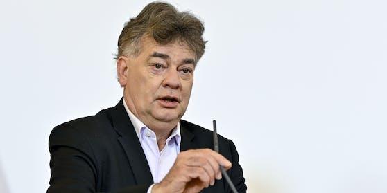 Werner Kogler kündigt das Ende der Geisterspiele ab dem 1. September an.