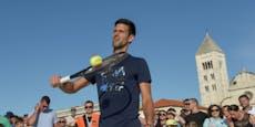 """Tennis-Asse kritisieren Djokovic: """"Eine Horror-Show"""""""