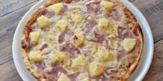 Darf ich noch eine Pizza Hawaii bestellen?