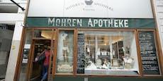 Rassismus-Wirbel um Mohren Apotheke in Wien
