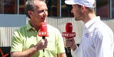 """Formel-1-Aus für ORF? """"Etwas Sorge ist angebracht"""""""