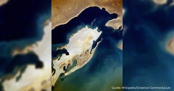 Die Insel Ostrow Wosroschdenija