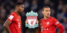 Keine Verlängerung: Geht Bayern-Star zu Liverpool?