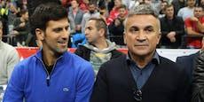 """Djokovic-Papa teilt aus: """"Dimitrow ist der Schuldige"""""""