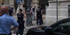 """""""Allahu Akbar""""-Verdächtiger kam mit Rad und Benzin"""