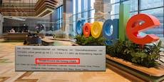 Minister mit Geheim-Account – Ermittler schrieb Google