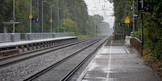 Mann (61) von Zug erfasst und getötet