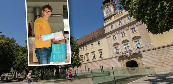 Der Deal von Walter Schnauder mit dem Land stand am Donnerstag auf dem Prüfstand, wird auch vom SPÖ-Nationalratsabgeordneten Alois Stöger scharf kritisiert.