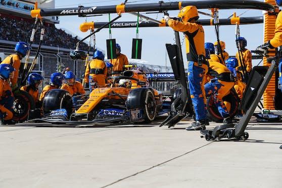 McLaren braucht dringend Geld