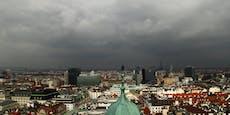 Kaltfront bringt Gewitter, Starkregen und Hagel