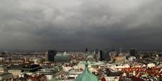 Gewitter-Walze: Hier kracht es heute in Österreich