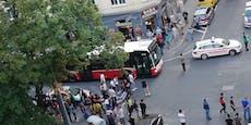 Türken-Kurden-Demo in Wien eskaliert: Soldat involviert