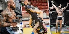 Neu in Wien! Training mit ungeschlagenem MMA-Profi