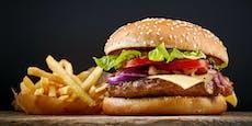 Deine Lieblings-Burger gereiht nach Schlaganfall-Risiko