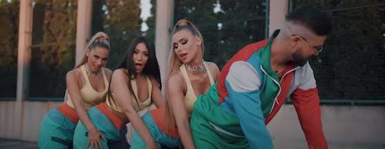 """Mit """"Tuturutu"""" liefern MC Stojan und Hurricane einen Überraschungs-Hit."""