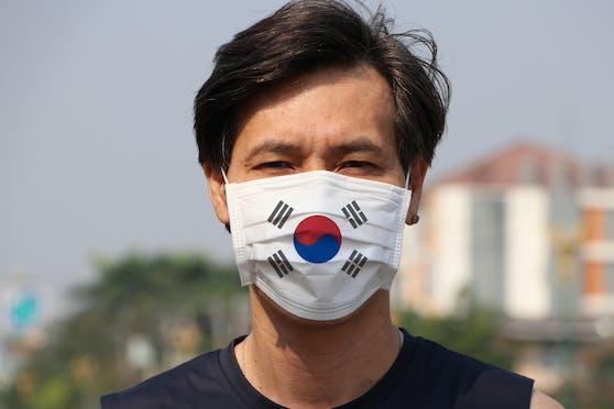Südkorea wird gerade von einer zweiten Welle überrascht.