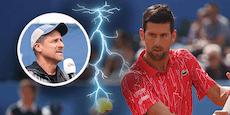 """Antonitsch fordert: """"Djokovic muss sofort zurücktreten"""""""