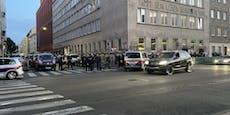 Videos zeigen Eskalation beiTürken-Kurden-Demo in Wien