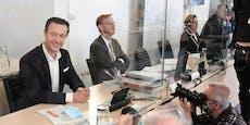 Blümels Laptop wird Fall fürs Parlament