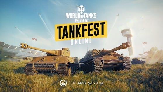 Wargaming überträgt Tankfest live auf Twitch.