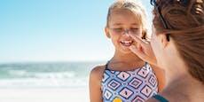 VKI-Test: Diese Sonnencreme ist für Kinder gefährlich