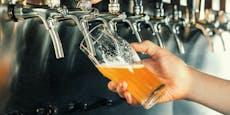 Darum werden jetzt Tausende Liter Bier weggeschüttet