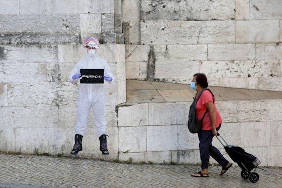Lissabon wird wieder um einige Wochen zurückgeschleudert.
