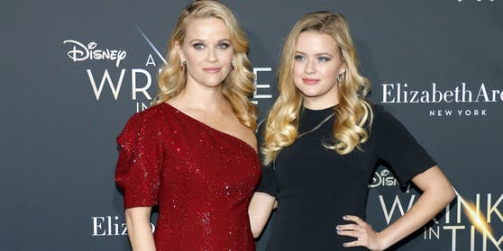 Reese Witherspoon (44) und Tochter Ava Phillippe (20)