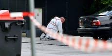 Schüsse auf Polizei in Salzburg, 2 Schwerverletzte