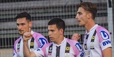 Bei Aufstieg: Holt sich der HSV einen LASK-Star?