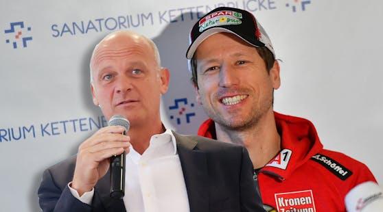 Herwig Straka, Hannes Reichelt